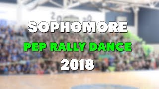 Dreyfoos Sophomore Pep Rally Dance 2018 | Valerie Betts