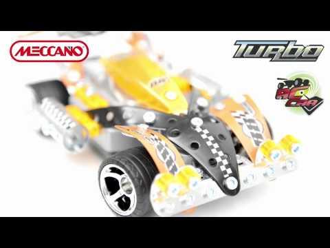 Meccano Turbo Radio Control Car At Toys