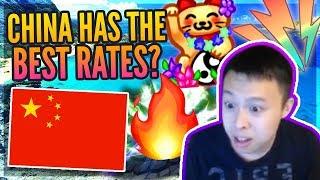 #1 CHINA NUMBAHWAN! CRAZY Nat 5s! - China Server Summons?! - Summoners War