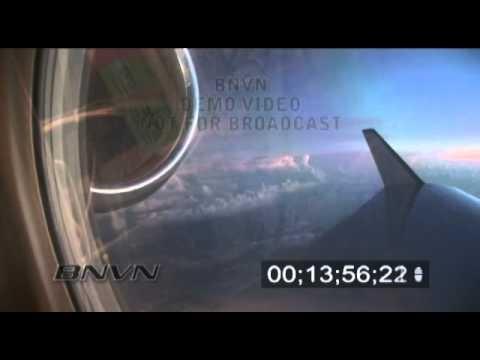 Hurricane Katrina video, NOAA Research Hurricane Hunter Flight.
