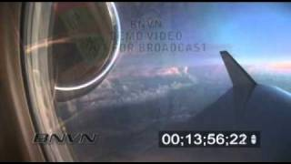 Hurricane Katrina video, NOAA Research Hurricane Hunter Flight.