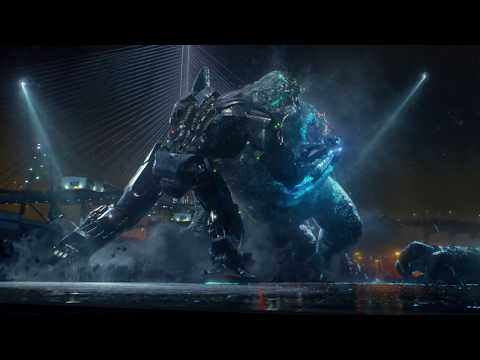 Gipsy Danger vs Leatherback