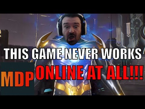 DSP Gaming Playing Marvel vs. Capcom Infinite In A Nut Shell Part 15  