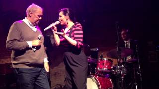Caro Emerald & Edwin Rutten - Dream a little dream of me (Radio 6 Jazz & Soul Awards 2012)