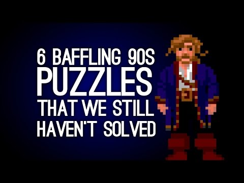 6 Baffling Puzzles From the 90s We Still Haven't Solved