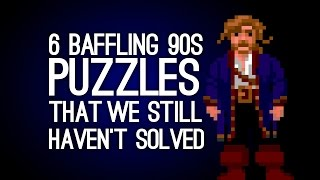 6 Baffling Puzzles From the 90s We Still Haven