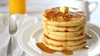 How to make PancakesFluffy Pancake Recipe