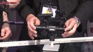 Musikmesse 2014 RODE Microphone Stereo Bar