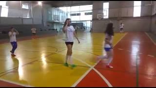As meninas do Futsal - Educandário Esportes - Ep.01
