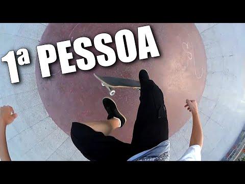 SKATE 1ª PESSOA COMENTADO #3