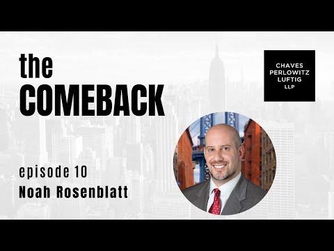 Episode 10   Noah Rosenblatt