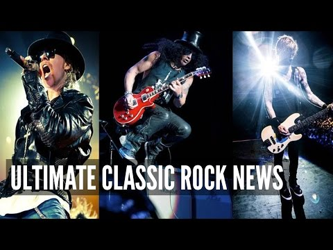 Guns N' Roses Reunion Confirmed! Axl, Slash + Duff Back Together