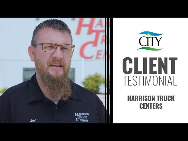 Client Testimonial – Harrison Trucking Centers