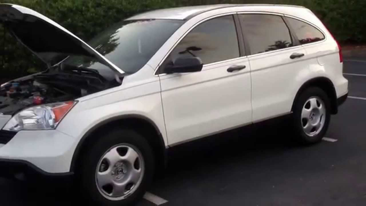2002 2008 Honda Crv Air Condition Problems Recall For Ac Clutch Correct Compressor Control Wiring Total Performance Diagnostic Service Advisory Notice Youtube