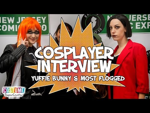 COSPLAY INTERVIEW WITH YUFFIEBUNNY & MOST FLOGGED