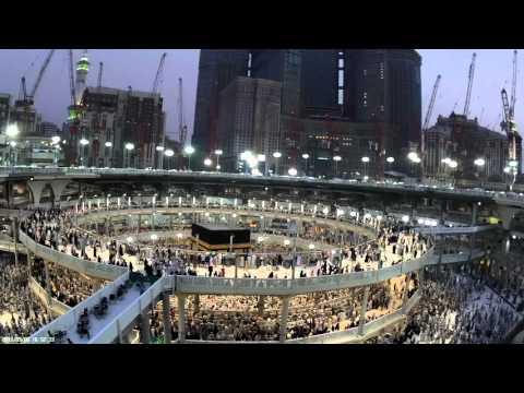 Isha Iqama at Mecca