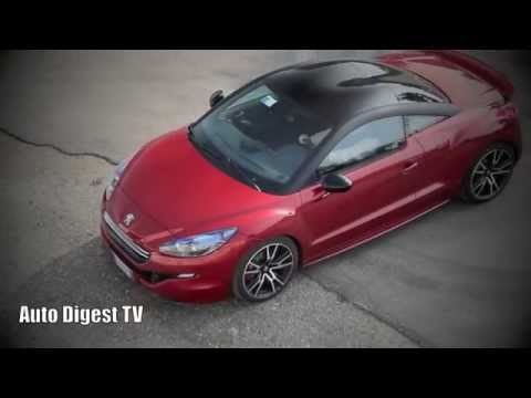 test drive peugeot rcz r 270 cv on track youtube. Black Bedroom Furniture Sets. Home Design Ideas