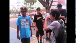 Jafari VS Andrew (Final Circuito ABC de MC