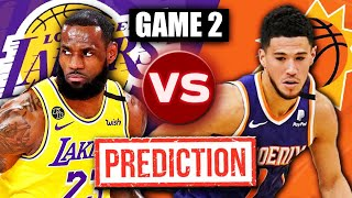 The suns beat lakers in game 1. who will win 2?► collecting basketball sports cards? join my box & case break community!https://www.facebook.com/gro...