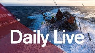 Daily Live – Thursday 22 March   Volvo Ocean Race thumbnail