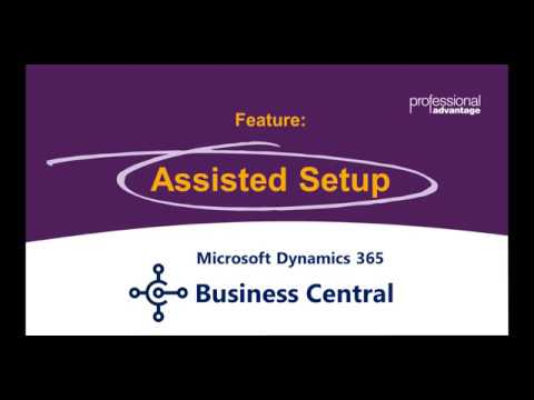 Microsoft Dynamics 365 Business Central - Professional