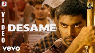 Boomerang - Desame Video (Tamil) | Atharvaa, Mega Akash | Radhan