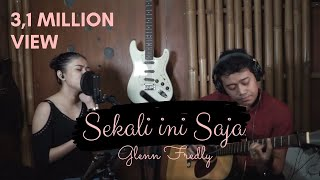Download Glen fredly - Sekali ini saja LIVE cover Della Firdatia