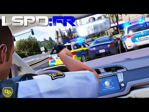 GTA 5 LSPD:FR #112 - REALISMUS?! - Deutsch - Grand Theft Auto 5 LSPDFR