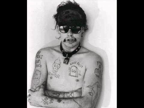 "GG Allin & The Texas Nazis   ""Hard Candy Cock"""
