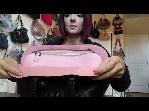 9e3cfcc8dbe83 Coach 1941 dakotah full size satchel black and beechwood coach novelty  strap REVIEW