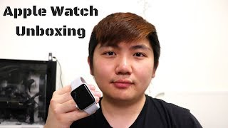 ASMR Apple Watch Series 3 Unboxing + Review?