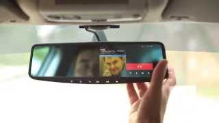 Зеркало заднего вида на Android - JIMI 600 ОБЗОР(Брендовое мультимедийное зеркало на ANDROID от компании Jimi, презентовованное в Украине в середине 2015г, попало..., 2015-07-21T12:25:33.000Z)
