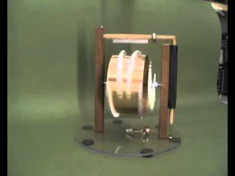 selfrunning working permanent magnet motor , is it a Fake ?