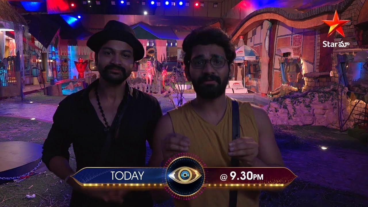 Download #Akhil & #Sohel ni aata aadeskunnaru 😂 #BiggBossTelugu4 today at 9:30 PM on @StarMaa
