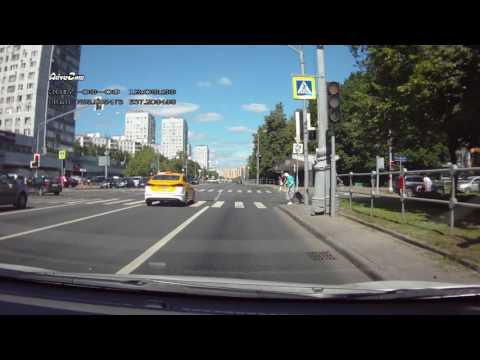 Проезд на красный такси ХН 630 77