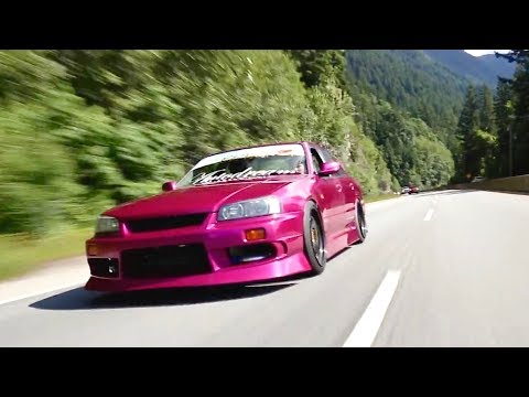 This Nissan Skyline R34 Gt T Sedan Is My Dream Jdm Daily