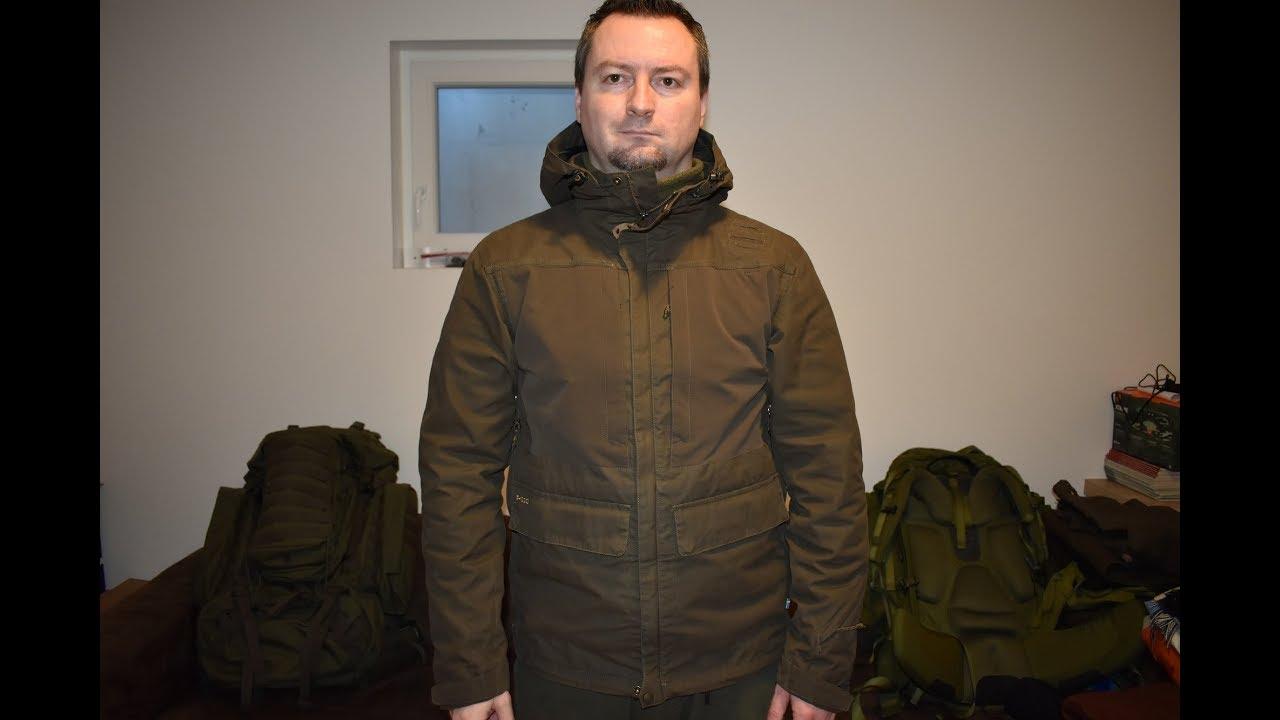 Fjällräven Lappland Hybrid Jacket Jagdjacke
