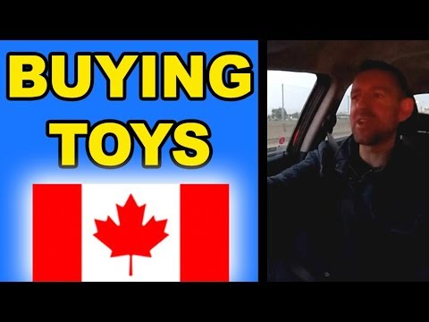 Buying Toys In Canada