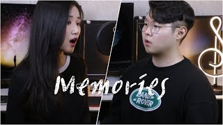 Maroon 5 Memories Cover 커버