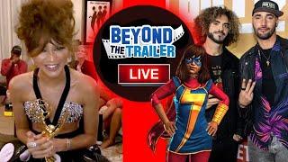 Emmys 2020 Recap - Zendaya! Ms Marvel Disney Plus Directors