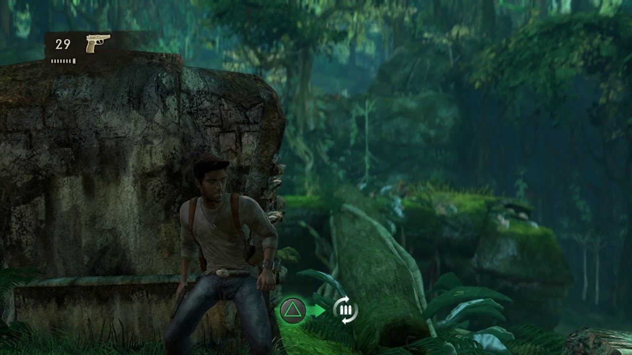 Here is Uncharted running on RPCS3 with almost perfect