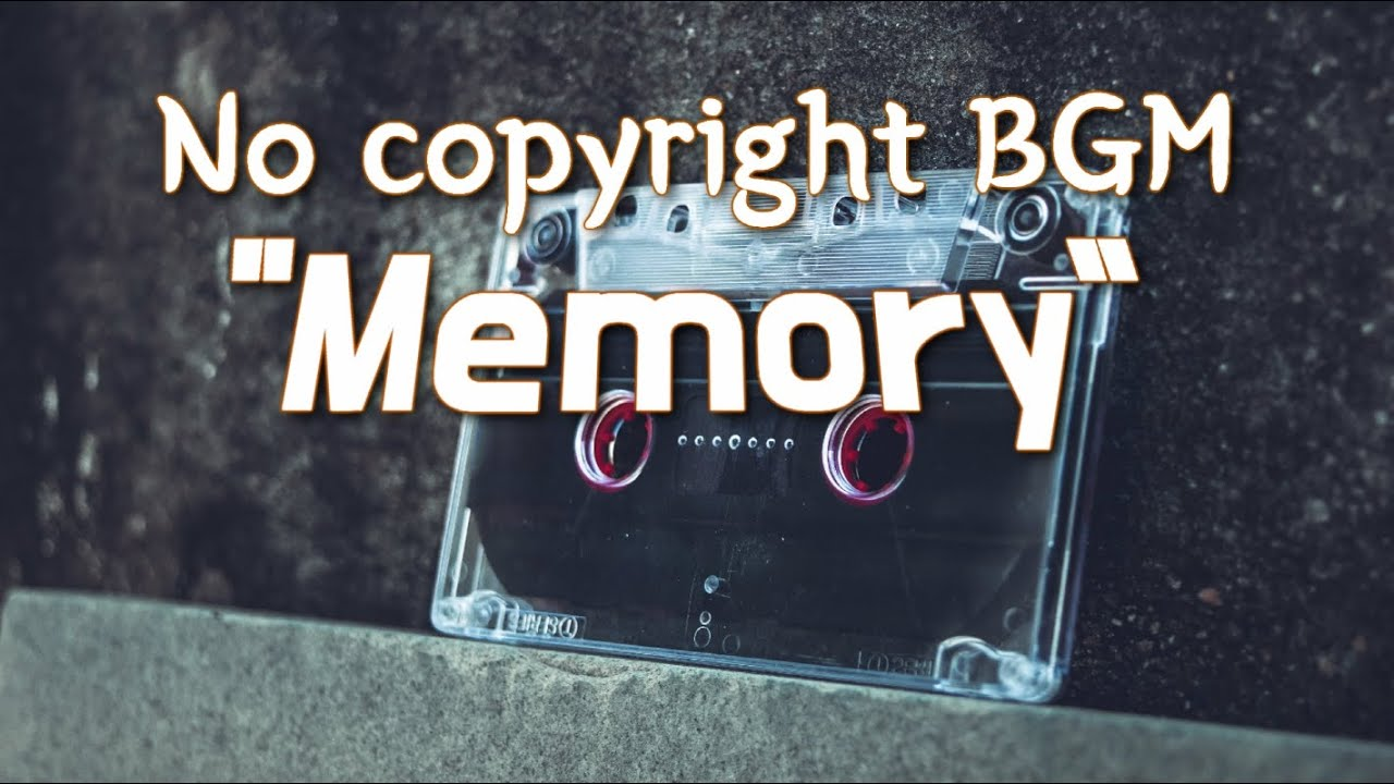 """""""Memory"""" (No Copyright Music produced by Tapping OH)"""