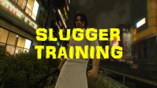 Yakuza 0 - Slugger Style: Training