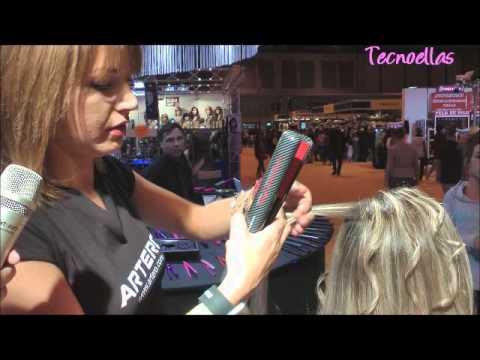 Tecnoellas: Las nuevas planchas de Artero en Salon Look