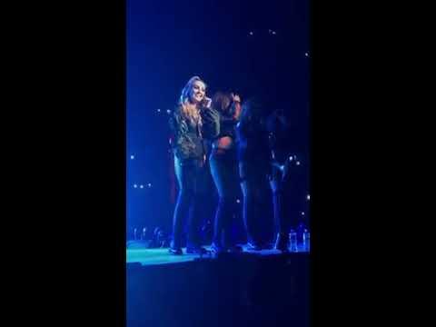 Little Mix- Secret Love Song (LIVE FRONT ROW)