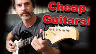 Guitar Setup - Making A Cheap Guitar Play Great For Free!