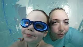 Грудничковое плавание в Краснодаре | Акварята #06