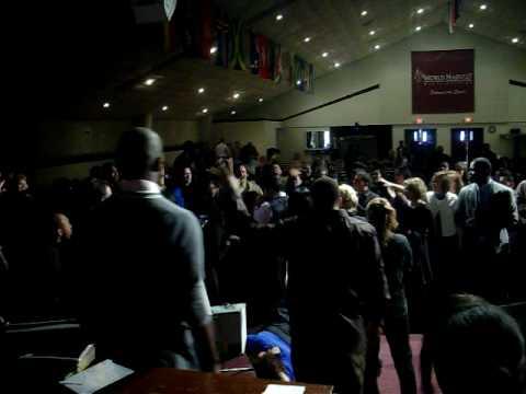 Revival @ World Harvest Bible College Part 2