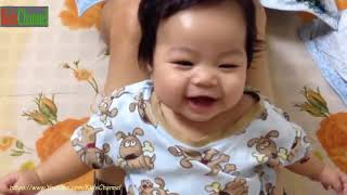 NEW Funny Babies Laughing ★Best Funny Kids Videos 2018 try not to laugh challenge