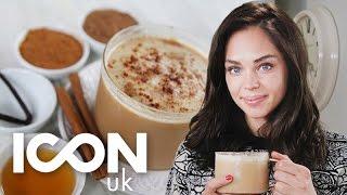Healthy Winter Chai Tea Latte | Danielle Hayley